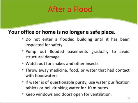 What To Do At Home by What To Do Before During After Disasters