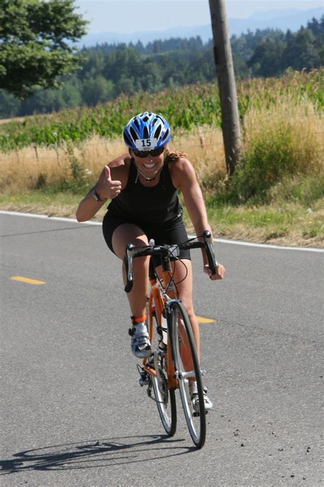 how to your to run with a bike try a tri swim bike run your way to the triathlon finish line shape up with sherri