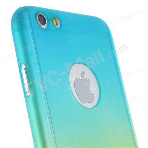 ultra thin pc tempered glass screen protection for iphone 6s plus 6 plus