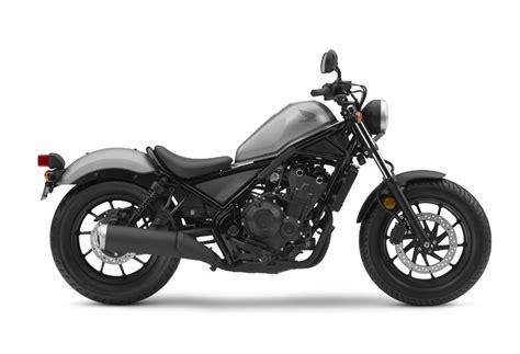 Honda Cruiser by Official 2017 Honda Motorcycles New Model Lineup