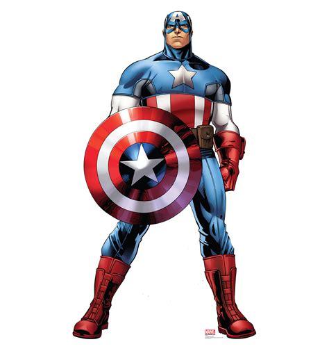 Capten Amerika captain america minecraft skin