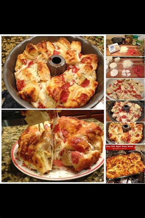 30 interesting ways to make a pizza traditional italian delicacy books oh my how does this look easy to make pizza bread