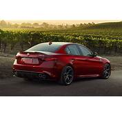 2017 Alfa Romeo Giulia To List From $38990