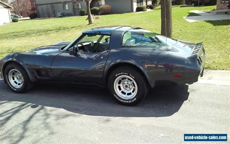 car for sale chevrolet 1981 chevrolet corvette for sale in the united states