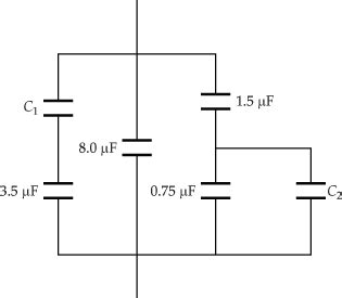capacitors in combination find the total capacitance of the combination of c chegg