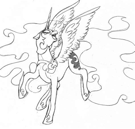 my little pony coloring pages nightmare moon nightmare moon coloring pages coloring home