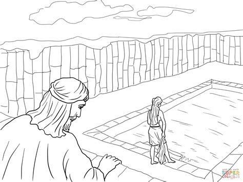 free coloring pages of king david king david and bathsheba coloring page free printable