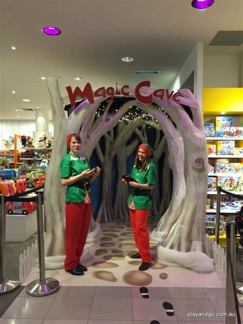 the magic cave david jones rundle mall adelaide nov