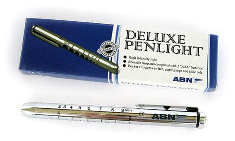 Lu Senter Periksa Dokter Pen Light deluxe penlight senter medis abn tokoalkes