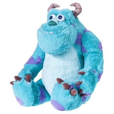 Bantal Sulley Inc Sulley Pillow disney monsters sulley cuddle pillow blue 19 99 for caleb disney
