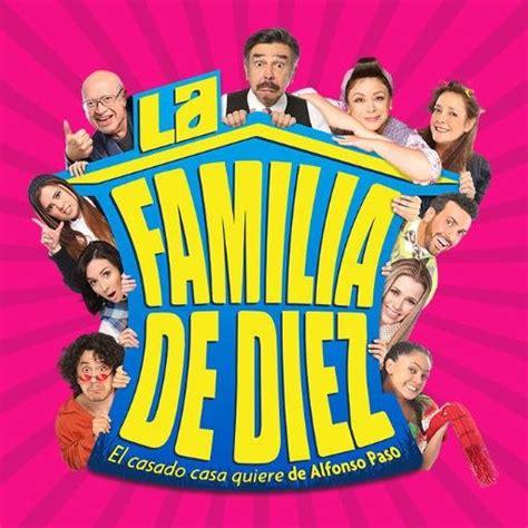 imagenes de la una familia la familia de diez lafamiliadediez twitter