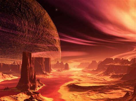 imagenes de paisajes futuristas wallpaper hd del espacio wallpaper202