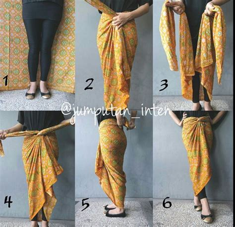 tutorial kain lilit batik 1214 best images about info aktual on pinterest fashion