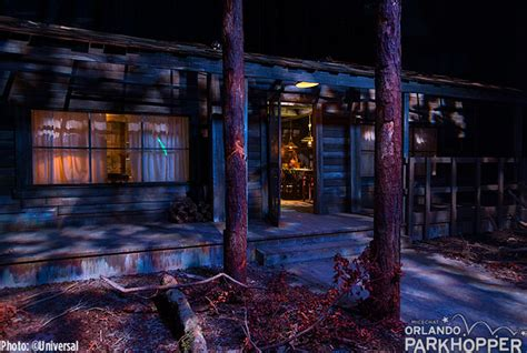 Cabin In The Woods Elevator by A Sneak Peek At Horror Nights Universal Orlando