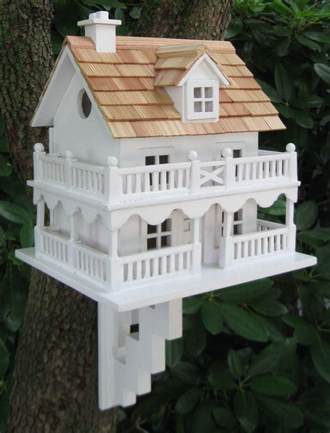 novelty cape  bird house yard envy