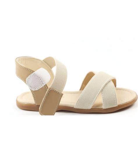 Sendal Anak Perempuan Sandal Flat Pesta Anak Wanita Sendal Lucu T H jual sendal sepatu anak perempuan murah comfy cross flat sandal navy gallery