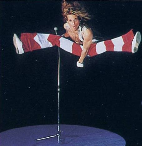 Halen Are Getting Back Together With David Roth by David Roth His Foot Shooting This Photo For