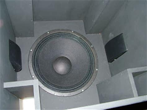 Speaker Acr Lapangan box speaker subbass planar horn 18inc selenium 18sw1p