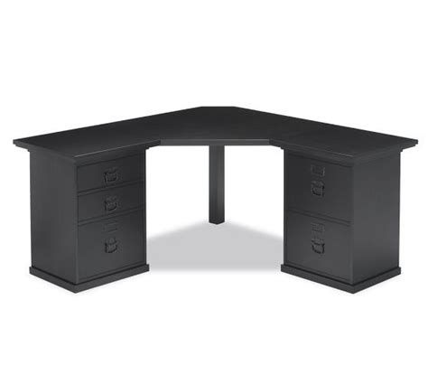 bedford smart technology corner desk hutch pottery barn
