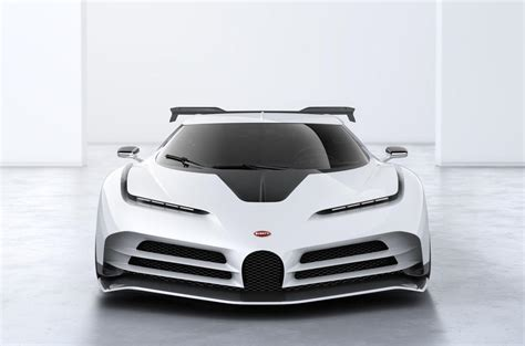 bugatti unveils  limited run centodieci hypercar