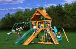home playground sets the best swing sets for