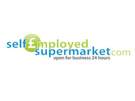 Self Employed Decorator by Self Employed Supermarket Logo Design Design Sg Limited