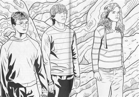 harry potter ron and hermione coloring pages harry potter coloring pages hermione printable pages