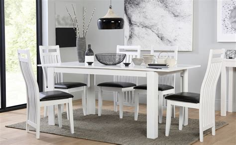 white furniture company dining room set dining room set