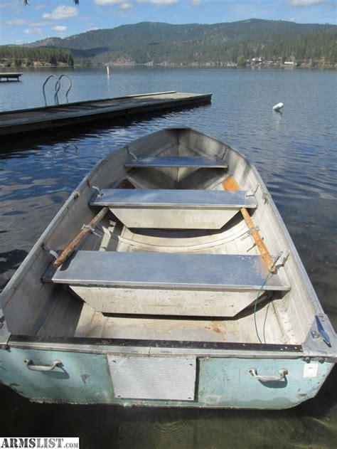 12ft aluminum boat accessories armslist for sale trade 12ft mirrocraft aluminum