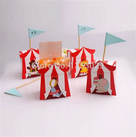 Wholesale Baby Shower Favor Boxes by Free Shipping Wholesale 100pcs Baby Shower Decoration