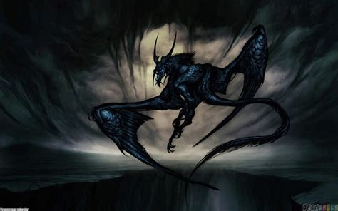 dark dragon wallpaper widescreen dark dragon wallpaper 14570 open walls