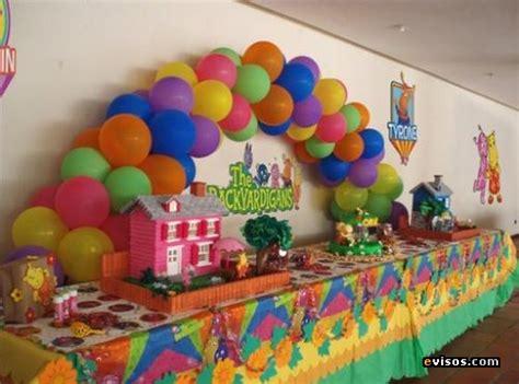 Decoracion Para Fiestas Infantiles Julio 2008 Qseventosperu