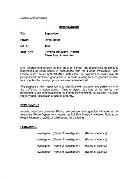 memo layout exles 3 memorandum slereport template document report template