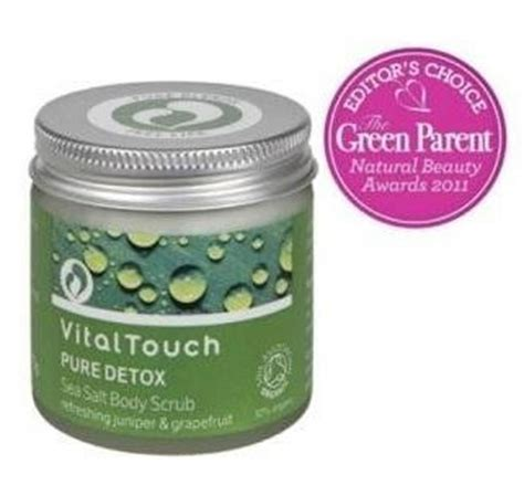 Detox Salt Scrub by Vital Touch Detox Sea Salt Scrub 163 14 24