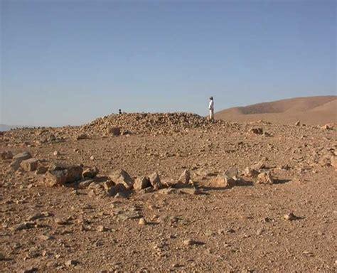 syrian desert mysterious structures found in syrian desert seeker