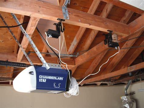 Installing Garage Door Sensors Quot Four Tips For Garage Door Safety Quot Encinitas Home Inspector Choice Inspections
