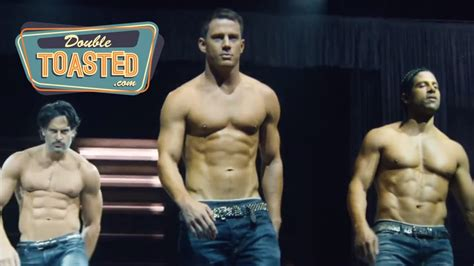 Magic Mike Xxl Double Toasted | magic mike xxl double toasted review youtube