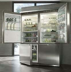 awesome Luxury Refrigerators #1: Refrigerator-Grand-Froid-From-Miele1.jpg