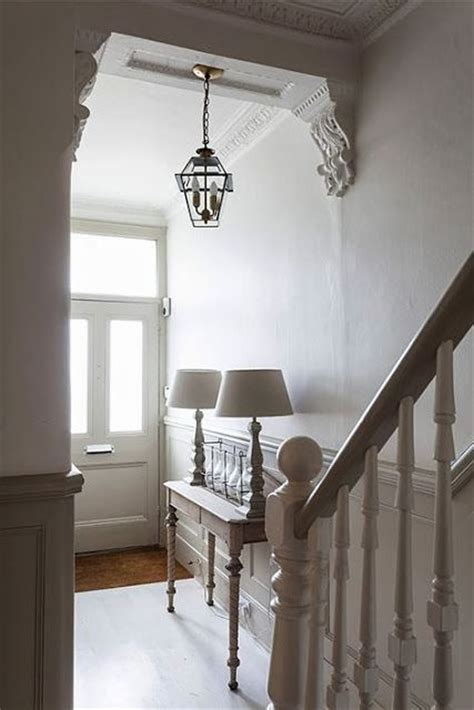 Period Home Decorating Ideas by Entering Into The Narrow Hallway The Palest Of Taupe