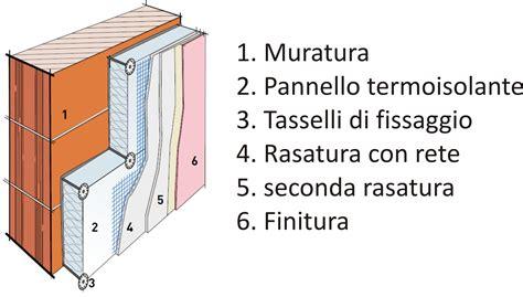 cappotto termico interno o esterno isolamento termico a cappotto esterno o interno