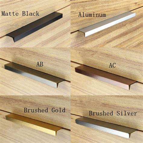 Brushed Gold Cabinet Hardware Popular Hidden Cabinet Pulls Buy Cheap Hidden Cabinet