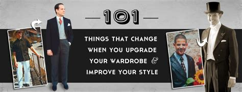How To Change Up Your Wardrobe by 101 Things That Change When You Upgrade Your Wardrobe