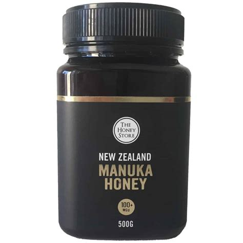 Manuka Health Honey Mgo 100 500gr the honey store new zealand manuka honey 100 mgo 500g