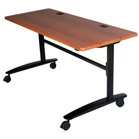 Folding Table Top by Balt Lumina Flip Top Folding Table 60 Quot X 24 Quot Pvc Top