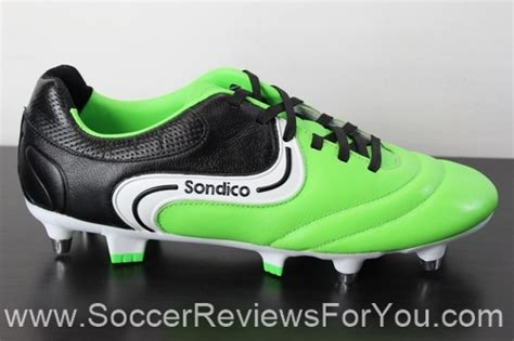 sondico touch  arrived soccer reviews
