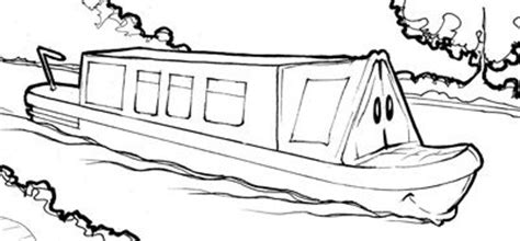 canal boat line drawing canal boats drawings google search transience