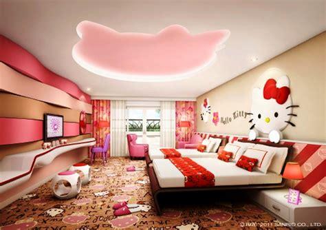 desain kamar mandi hello kitty desain kamar tidur hello kitty keren untuk perempuan