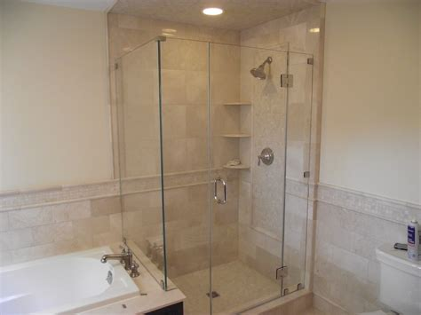 Frameless Shower Doors Nj by Manasquan Glass Mirror And Shower Door Wayne Pa And