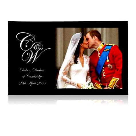 Royal Wedding Tea Towels Prince William And Kate Wedding Gifts