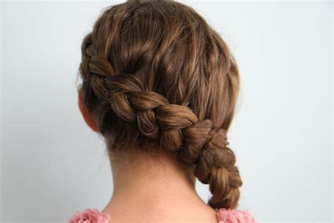 Cute Girl Hairstyles Katniss Braid | authentic katniss braid hunger games special guest